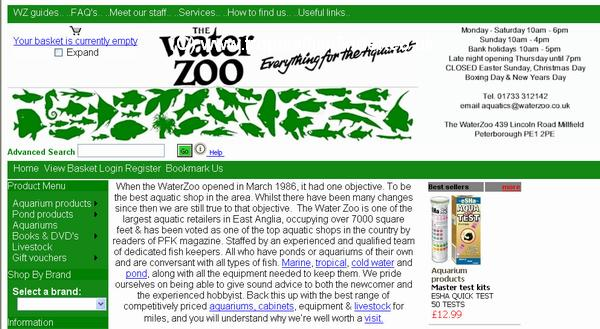 The Water Zoo
